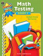 Math Testing Grade 2 (Enhanced eBook)