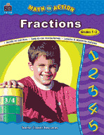 Math in Action: Fractions (Enhanced eBook)