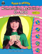 Math in Action: Numeration Activities 0-100 (Enhanced eBook)