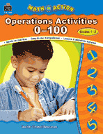 Math in Action: Operation Activities 0-100