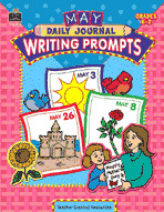 May Daily Journal Writing Prompts (Enhanced eBook)