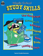 Middle School Study Skills (Enhanced eBook)