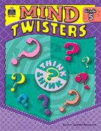 Mind Twisters: Grade 5 (Enhanced eBook)
