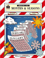 Months & Seasons Thematic Unit