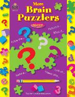 More Brain Puzzlers (Enhanced eBook)