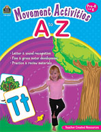 Movement Activities A to Z (Enhanced eBook)