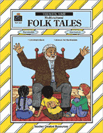 Multicultural Folk Tales Thematic Unit (Enhanced eBook)