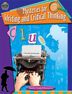 Mysteries for Writing and Critical Thinking