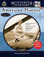 Mysteries in History: American History (Enhanced eBook)