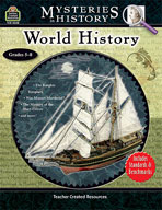 Mysteries in History: World History (Enhanced eBook)