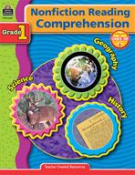 Nonfiction Reading Comprehension: Grade 1 (Enhanced eBook)