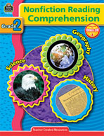 Nonfiction Reading Comprehension: Grade 2 (Enhanced eBook)