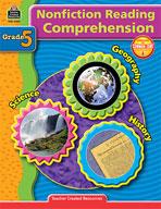 Nonfiction Reading Comprehension: Grade 5 (Enhanced eBook)