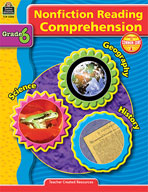 Nonfiction Reading Comprehension: Grade 6 (Enhanced eBook)