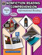 Nonfiction Reading Comprehension: Informational Reading: Grade 4 (Enhanced eBook)