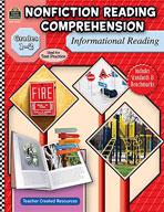 Nonfiction Reading Comprehension: Informational Reading, Grades 1-2 (Enhanced eBook)