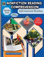 Nonfiction Reading Comprehension: Informational Reading: Grades 2-3 (Enhanced eBook)