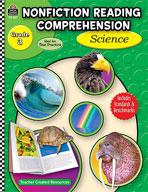 Nonfiction Reading Comprehension: Science: Grade 3 (Enhanced eBook)