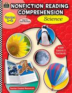 Nonfiction Reading Comprehension: Science: Grades 1-2 (Enhanced eBook)