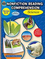 Nonfiction Reading Comprehension: Science, Grades 2-3