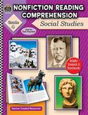 Nonfiction Reading Comprehension: Social Studies: Grade 4 (Enhanced eBook)