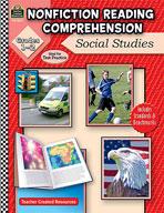 Nonfiction Reading Comprehension: Social Studies: Grades 1-2 (Enhanced eBook)