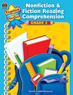 Nonfiction and Fiction Reading Comprehension Grade 2 (Enhanced eBook)