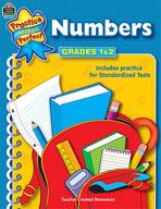 Numbers: Grades 1-2 (Enhanced eBook)