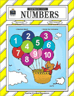 Numbers Thematic Unit (Enhanced eBook)