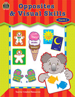 Opposites and Visual Skills (Enhanced eBook)
