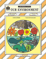 Our Environment Thematic Unit (Enhanced eBook)