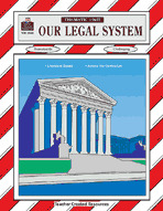Our Legal System Thematic Unit (Enhanced eBook)