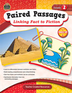 Paired Passages: Linking Fact to Fiction: Grade 2 (Enhanced eBook)