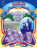 Patriotic Monuments and Memorials (Enhanced eBook)