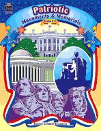 Patriotic Monuments and Memorials (Enhanced eBook)