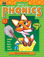 Phonics Book 1 (Enhanced eBook)