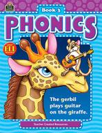 Phonics Book 3 (Enhanced eBook)