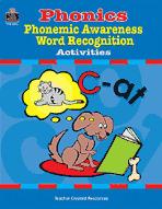 Phonics, Phonemic Awareness, and Word Recognition Activities (Enhanced eBook)