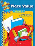 Place Value: Grade 3 (Enhanced eBook)