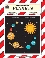 Planets Thematic Unit (Enhanced eBook)