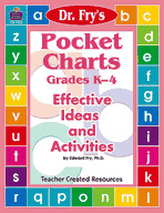 Pocket Charts: Effective Ideas and Activities by Dr. Fry (Enhanced eBook)