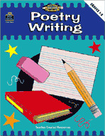 Poetry Writing: Grades 1-2 (Meeting Writing Standards Series) (Enhanced eBook)