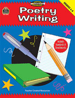 Poetry Writing: Grades 6-8 (Meeting Writing Standards Series) (Enhanced eBook)
