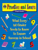 Practice and Learn: 1st: Grade (Enhanced eBook)