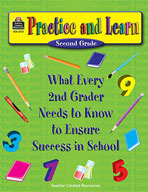 Practice and Learn: 2nd: Grade (Enhanced eBook)