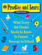 Practice and Learn: 3rd: Grade (Enhanced eBook)