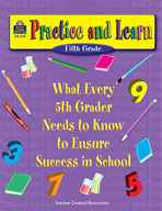 Practice and Learn: 5th: Grade (Enhanced eBook)