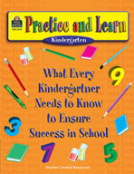 Practice and Learn: Kindergarten