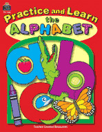Practice and Learn the Alphabet (Enhanced eBook)