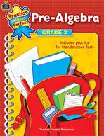 Pre-Algebra Grade 3